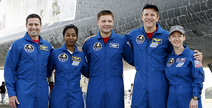 NASA Shows its Diversity « parentsunderground123