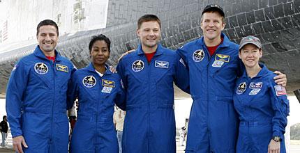 NASA Shows its Diversity « parentsunderground123